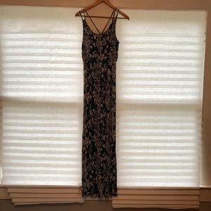 Ann Taylor Loft Maxi Dress with 70s vibe💫 Small